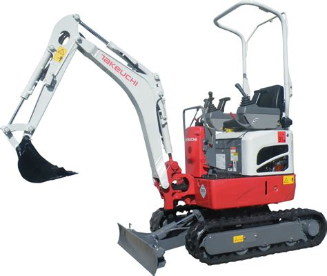 takeuchi excavators tb210r alat berat