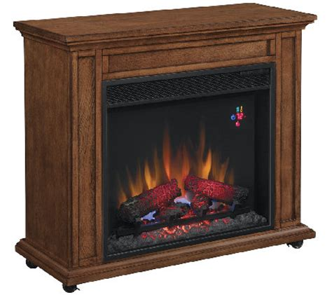 Duraflame Infrared Fireplace Heater duraflame davis infrared rolling mantel fireplace heater