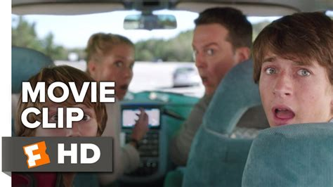 leslie mann vacation movie vacation movie clip hand brake turn 2015 ed helms
