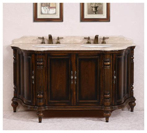 ornate and antique bathroom vanities