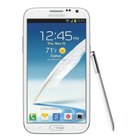 samsung galaxy note ii cdma full phone specifications
