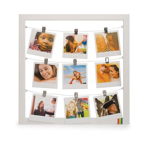Good House Warming Gifts by Polaroid String Photo Frame Find Me A Gift