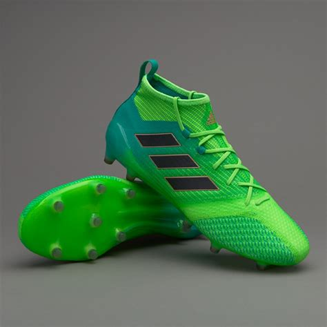 Sepatu Soccer Adidas X16 Green Stabilo Fg Replika Import adidas ace 17 1 primeknit fg mens boots firm ground
