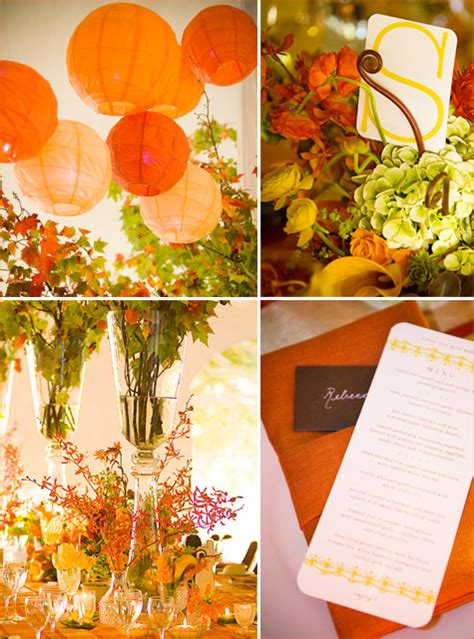 fall themed table decorations gaun pengantin new design 2011 fall themed