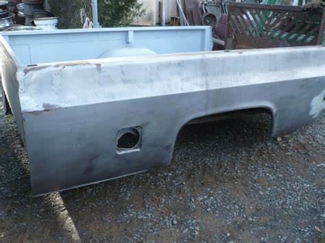 chevy truck bed for sale 73 87 chevy truck bed 8 ft