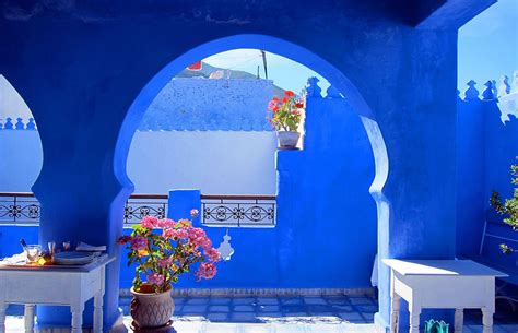 the blue city morocco chefchaouen blue pearl of morocco from morocco with
