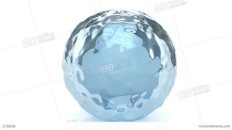 water globe stock animation 2136636