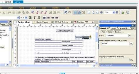 zf2 layout variables in view step by step method to create an adobe form with dynamic