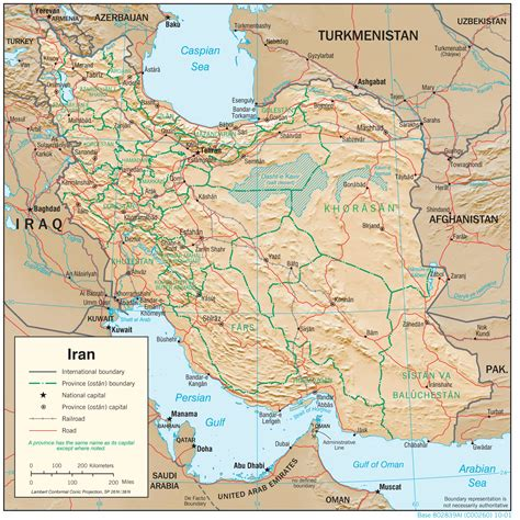 geographical map of iran iran geography جغرافیای ایران