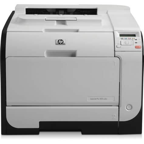 hp laserjet 400 color m451dn hp laserjet pro 400 m451dn network color laser printer