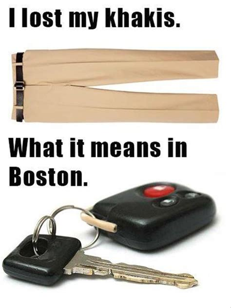 Boston Car Keys Meme - i lost my car keys funny quotes dump a day
