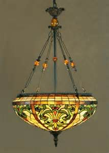 chandelier stained glass dale stained glass pendant chandelier topaz baroque