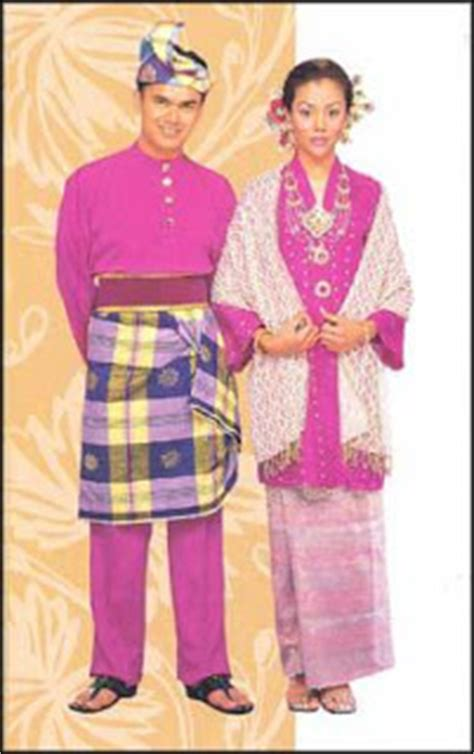 Baju Kurung Kaum Melayu bersama cikgu fatin pakaian tradisional masyarakat melayu