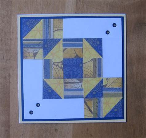 Quilt Paper Craft - 17 best images about patchwork quilt cards on