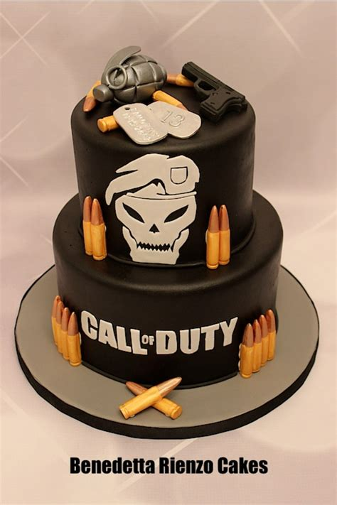 call  duty black ops cakes cakecentralcom