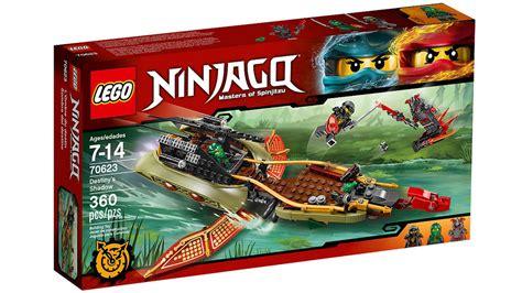 Brick Lepin 06045 Ninjago Series Of Destinys Shadow Bootleg Ninjasaga lego turns the of time with its 2017 ninjago sets the brick show