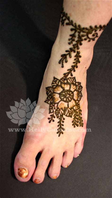 henna tattoo designs wings henna ankle bracelet caroline