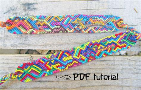 String Name Tutorial - friendship bracelet pattern friendship bracelet tutorial