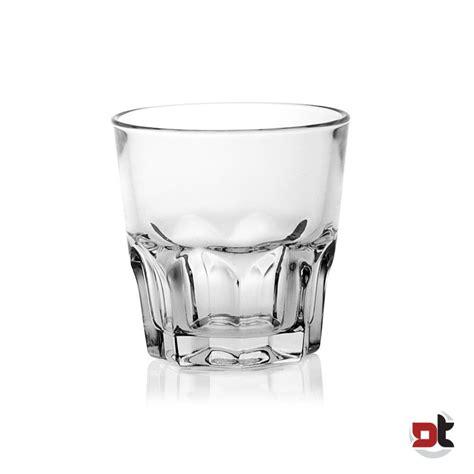 bicchieri da amaro 6 bicchieri vetro granity 20 cl arcoroc liquore acqua