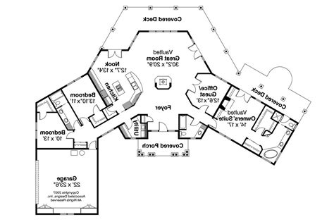 ocean view house plans craftsman house plans oceanview 10 258 associated designs