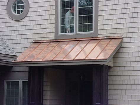 awning roofing standing seam roofing sheridan sheet metal co