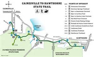 hawthorne florida map alachua florida trails gainesvilleian