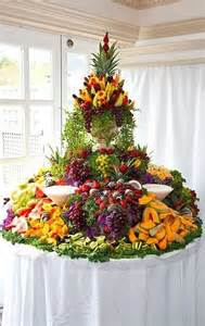 fruit table display 25 best ideas about fruit tables on luau