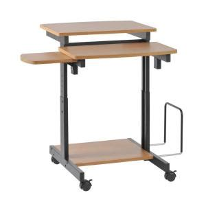 Small Computer Desk Home Depot Buddy Products 34 In H X 32 In W X 31 In D Series