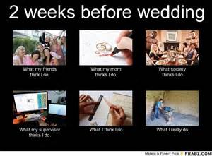 Detox 2 Weeks Before Wedding by 2 Weeks Before Wedding Meme Generator What I Do