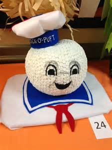 stay puft marshmallow man pumpkin we decorated for mason s