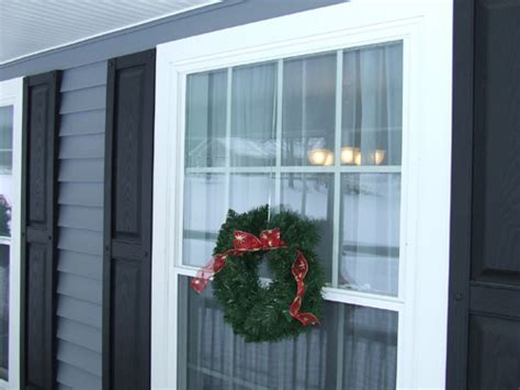images of christmas wreaths on windows give your home a makeover this christmas with timber sash