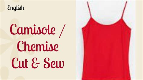 youtube pattern for a shift dress easy diy camisole chemise strap top shift dress