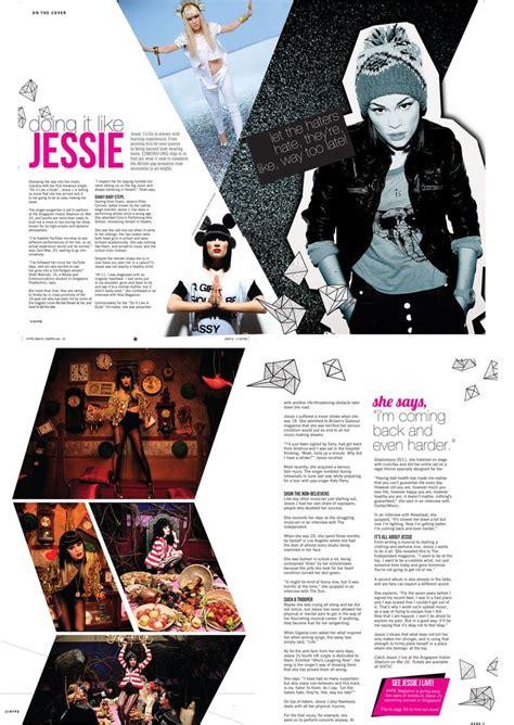 magazine layouts studies alexmatsondmt design magazine by amanda lim amanda was one of the