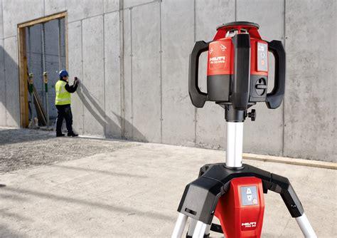 construction layout lasers hilti pr 30 hvs rotating laser concrete construction