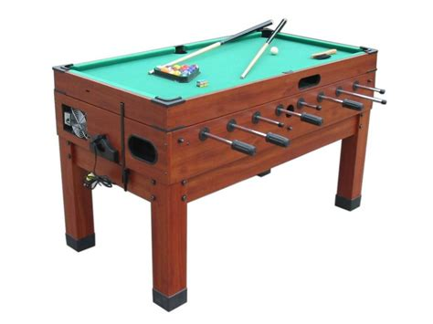 foosball table air hockey combination 13 in 1 combination table in cherry the danbury
