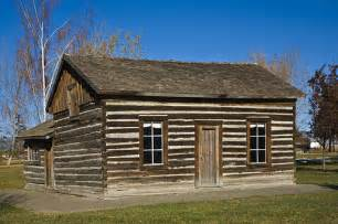 Cabin Place Log Cabin Schoolhouse In Olmsted Place State Park Flickr
