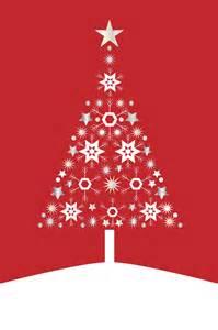 christmas tree card modern free stock photo public