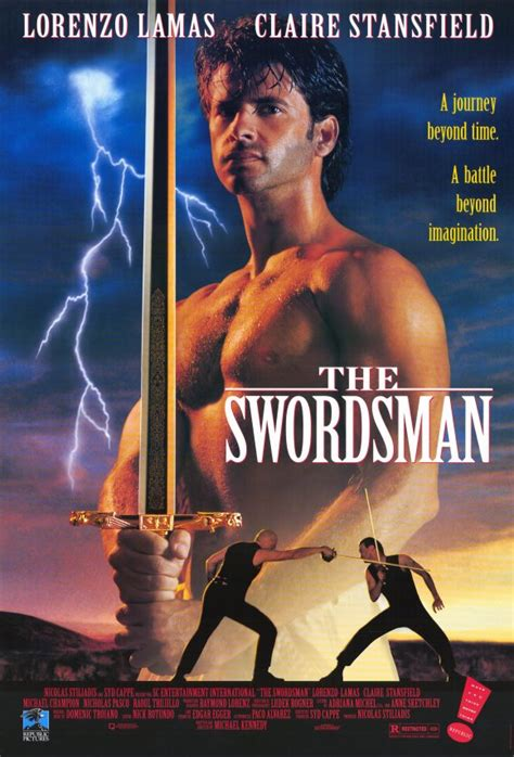 the swordsman posters from poster shop