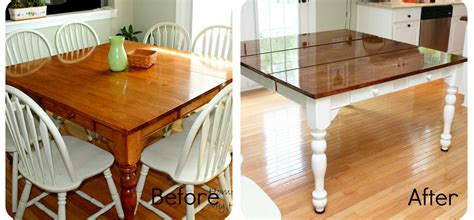 kitchen table makeover ideas interesting ideas for home