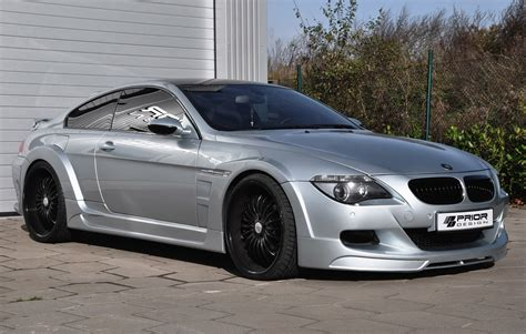 custom bmw m6 prior design bmw m6 car tuning