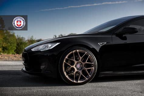 Wheels Tesla Model S Tesla Model S On Hre Wheels Autoevolution