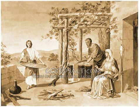 jesus at home in nazareth