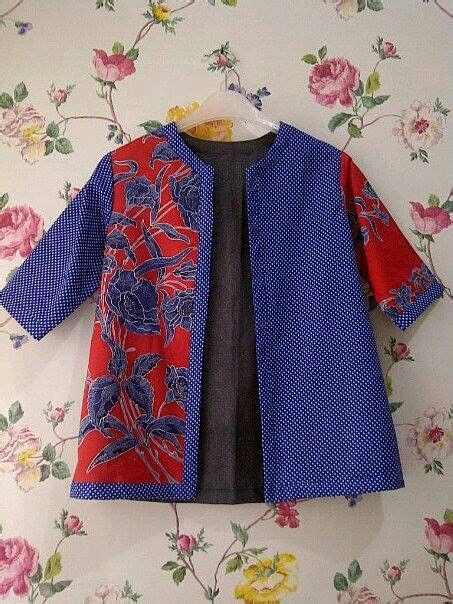 Batik Blouse 363 by Brokat And Tops On