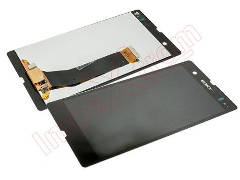 Hp Sony Xperia Z L36h pantalla sony xperia z l36h c6602 c6603 c6616 negra
