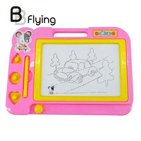 color doodle magnetic drawing board plastic magnetic drawing board sketch sketcher doodle