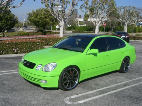 custom lexus gs300 post pics of your custom paint on your gs300