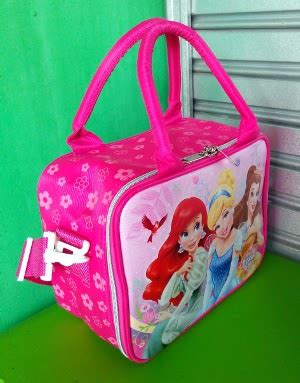 Tas Jansport Mini Pink Fanta cosmobunda princess pink fanta mini spon travel bag