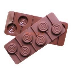 Lollipop Mold Silicone lollipop mold silicone mould 6 lattices in circles diy