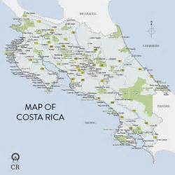 detailed road map of costa rica map of costa rica maps site w great activities to do while in costa rica activities