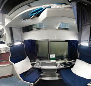 viewliner bedroom traveling from the big apple to the big easy via amtrak